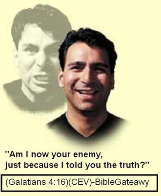 ENEMY OVER THE TRUTH